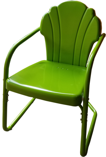 Heavy Duty Parklane Metal Chair