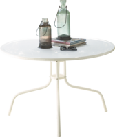 Image Metal Patio Table