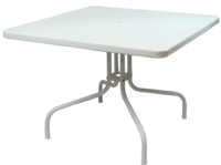 Image Square Patio Table